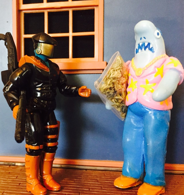 drug dealing shark