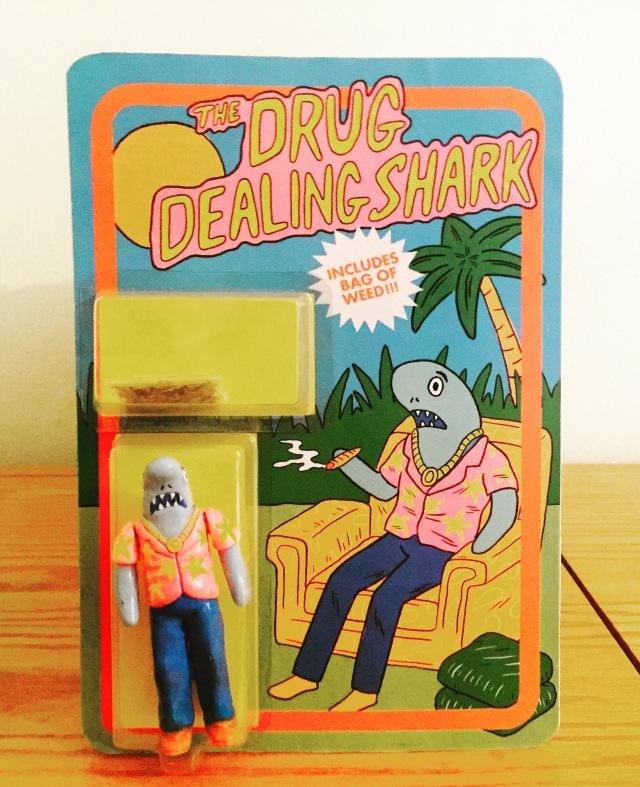 drug dealing shark