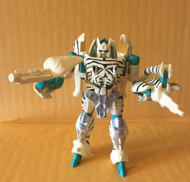 1996 Transformers Beast Wars Tigatron
