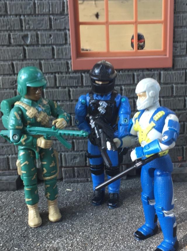 1993 GI Joe Battle Corps Law