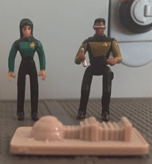 Star Trek Innerspace Shuttlecraft Goddard
