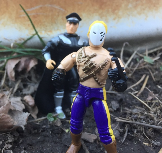 1993 GI Joe Street Fighter 2 Vega