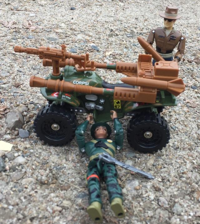 Lanard Corps! Whipsaw and Jones