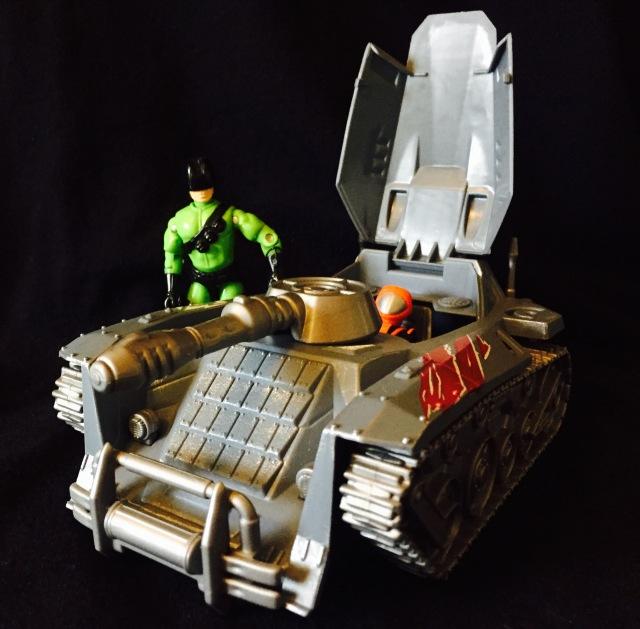 Lanard Corps! First Response Tank