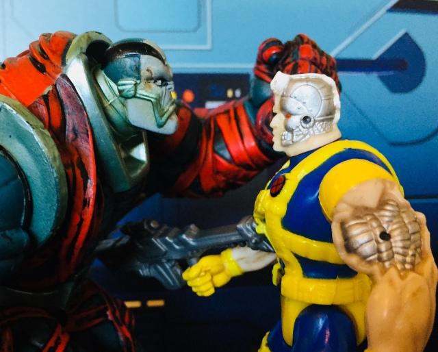 1996 X-Men Onslaught Apocalypse Rising