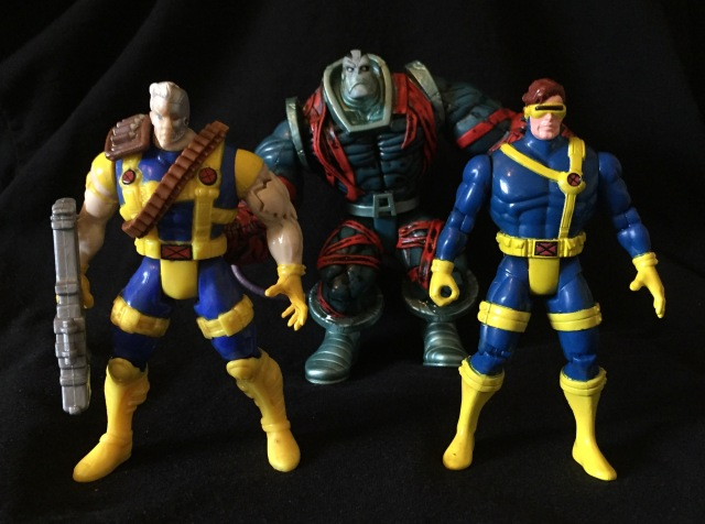 1996 X-Men Onslaught Apocalypse Rising