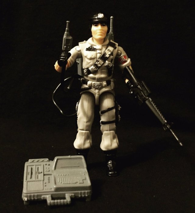 Russian Funskool GI Joe Mainframe