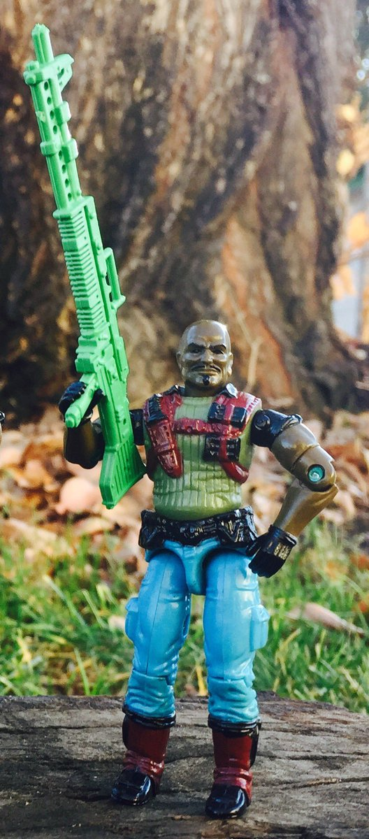 Russian Funskool GI Joe Roadblock
