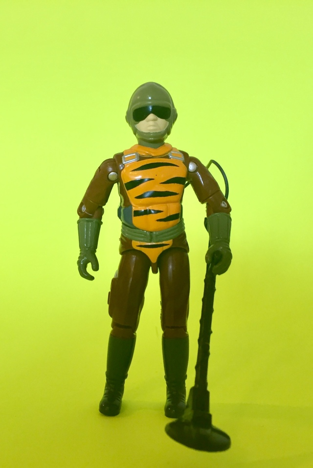 1988 GI Joe Tiger Force Tripwire