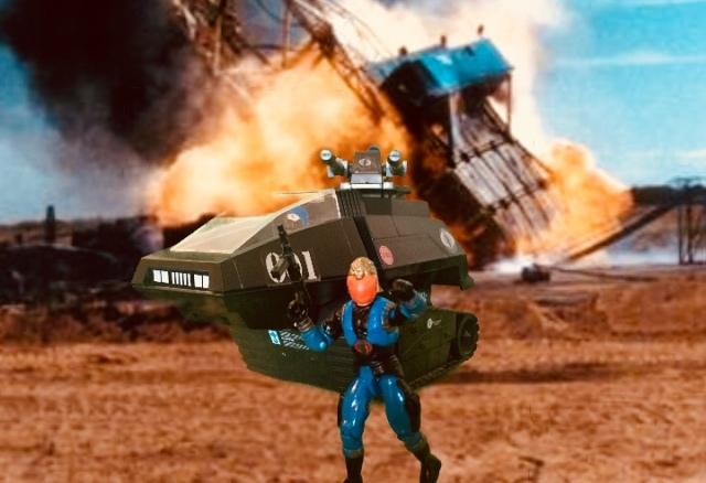 1991 Cobra Commander