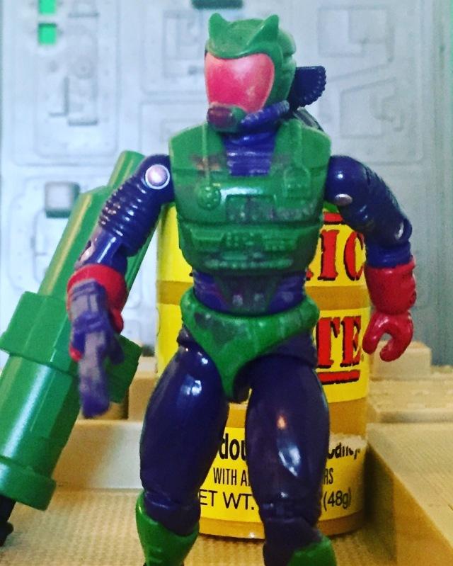 1991 Cobra toxo-viper