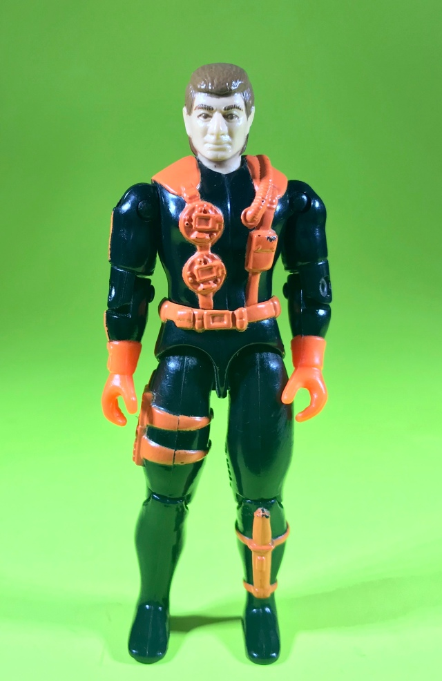 1993 Gi Joe Wet-Suit battle corps