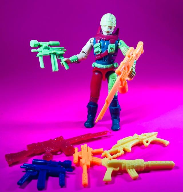 GI Joe Weapons Trees