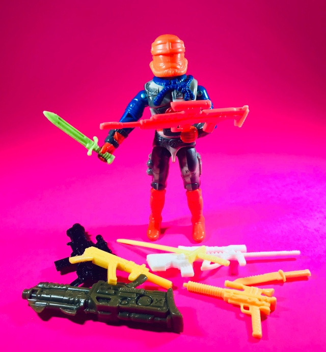 GI Joe Weapons Trees
