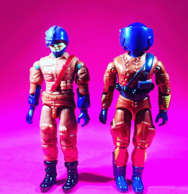 Funskool GI Joe Halibna Exclusive Psyche-Out