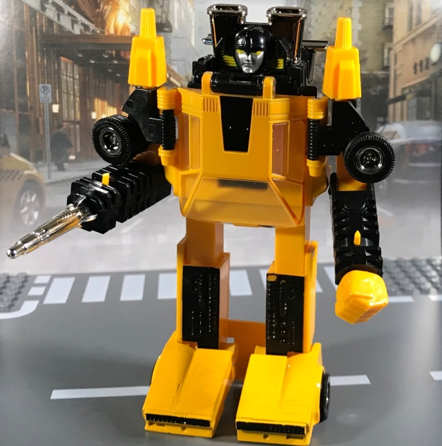 Bootleg Transformers G1 Sunstreaker
