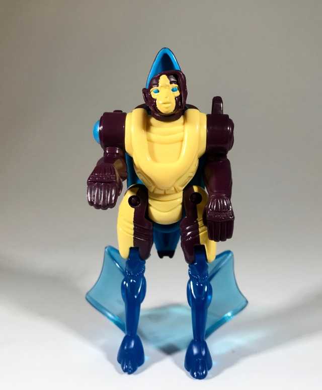 2000 Transformers Beast Machines McDonald's Happy Meal Nightscream, robot mode