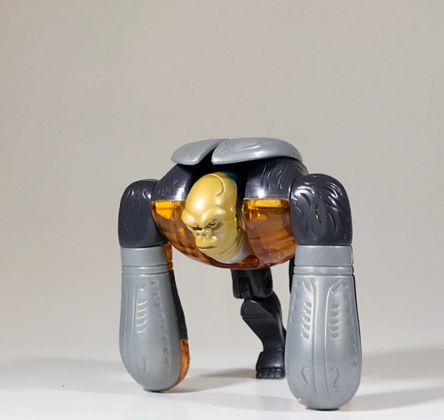 2000 Transformers Beast Machines McDonald's Happy Meal Optimus Primal, beast mode