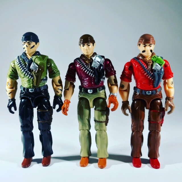 Funskool GI Joe Tunnel Rat
