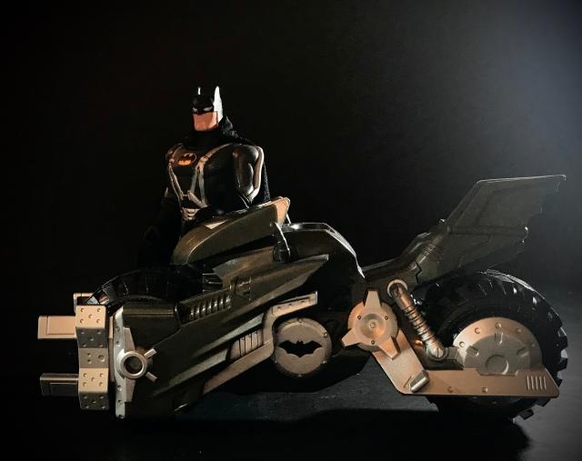 1992 Turbojet Batman by Kenner (Batman: The Animated Series)
