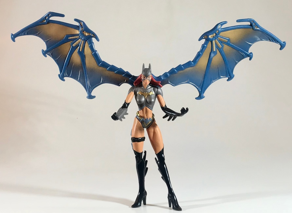 1998 Legends of the Dark Knight Batgirl