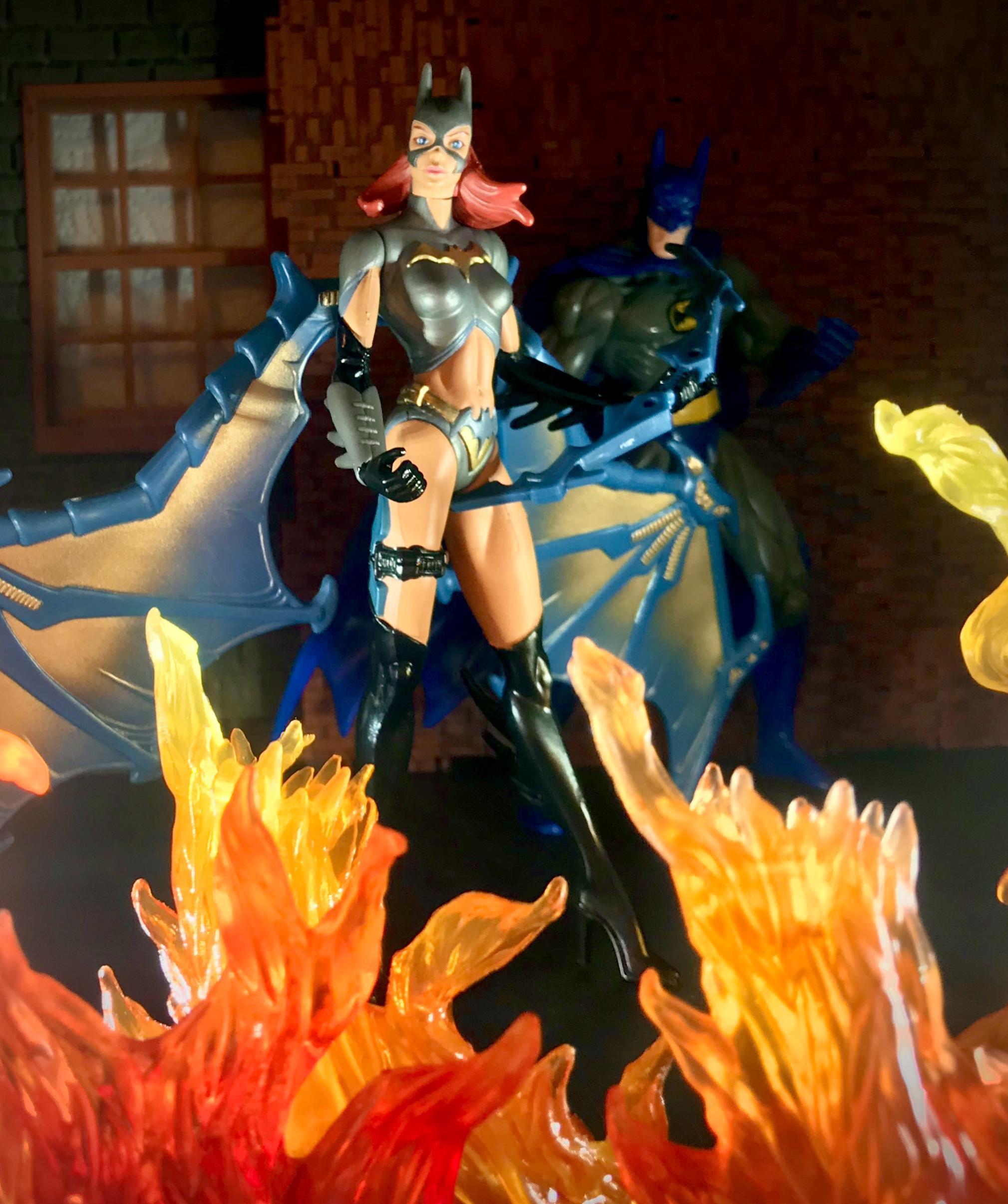 1998 Legends of the Dark Knight Batgirl