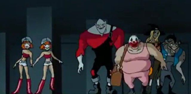 2000 Batman Beyond: Return of the Joker