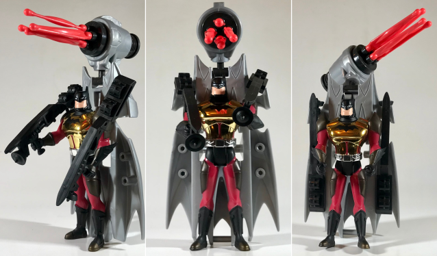 2000 Batman Beyond: Return of the Joker Golden Armor Batman