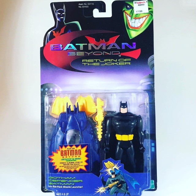 2000 Batman Beyond: Return of the Joker Gotham Defender Batman