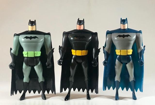 2000 Batman Beyond: Return of the Joker Gotham Defender Batman