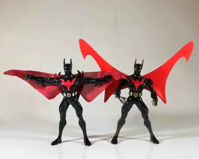 2000 Batman Beyond: Return of the Joker Gotham Knight Batman