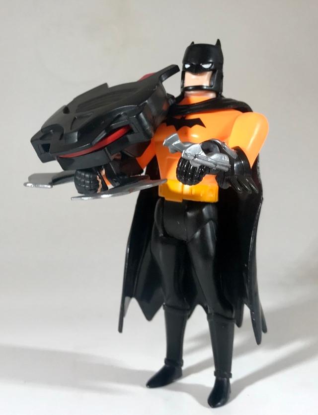 2000 Batman Beyond: Return of the Joker Rapid Switch Bruce Wayne