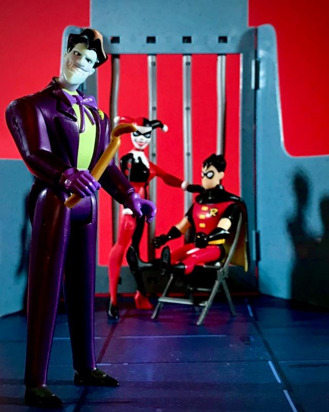 2000 Batman Beyond: Return of the Joker Toy Line
