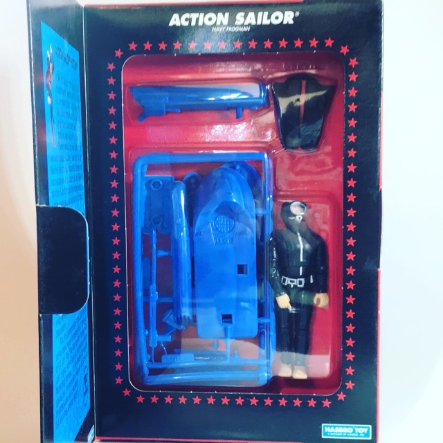 1994 GI Joe Action Sailor