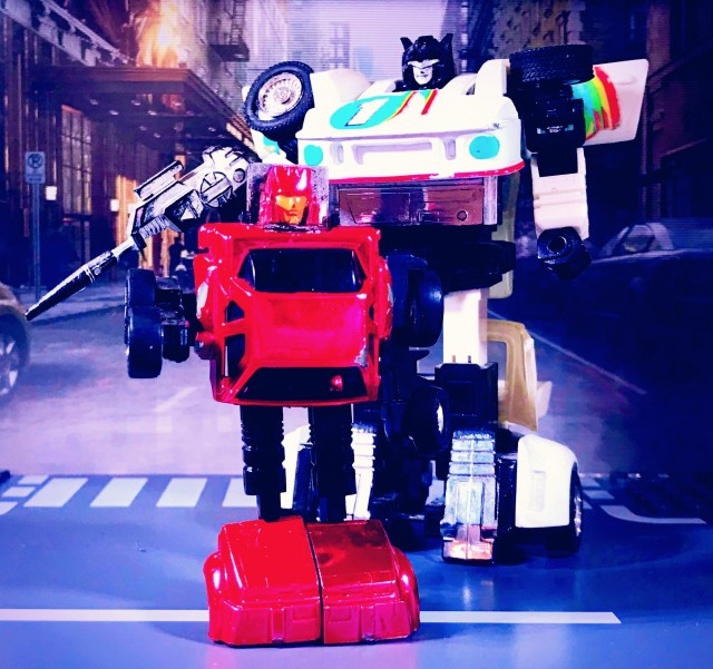 1993 Transformers Generation 2 Hubcap
