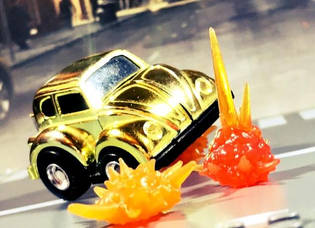 1993 Transformers Generation 2 Bumblebee