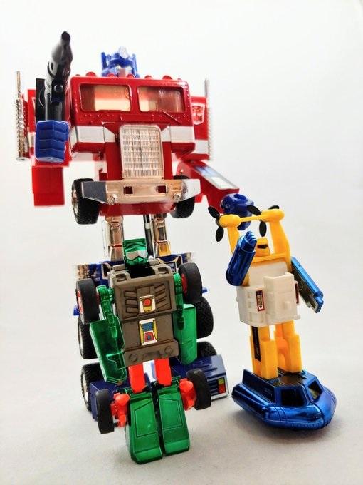 1993 Transformers Generation 2 Seaspray