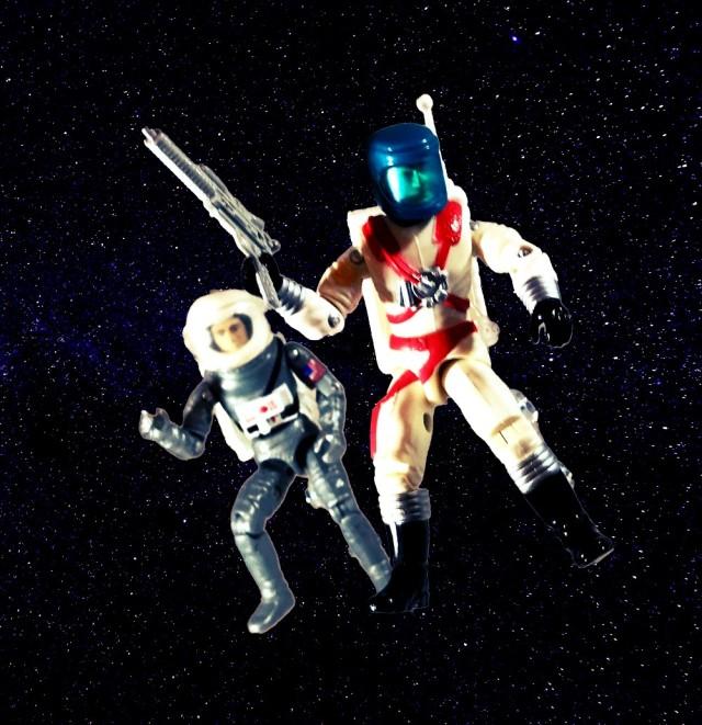 1994 GI Joe Star Brigade Payload