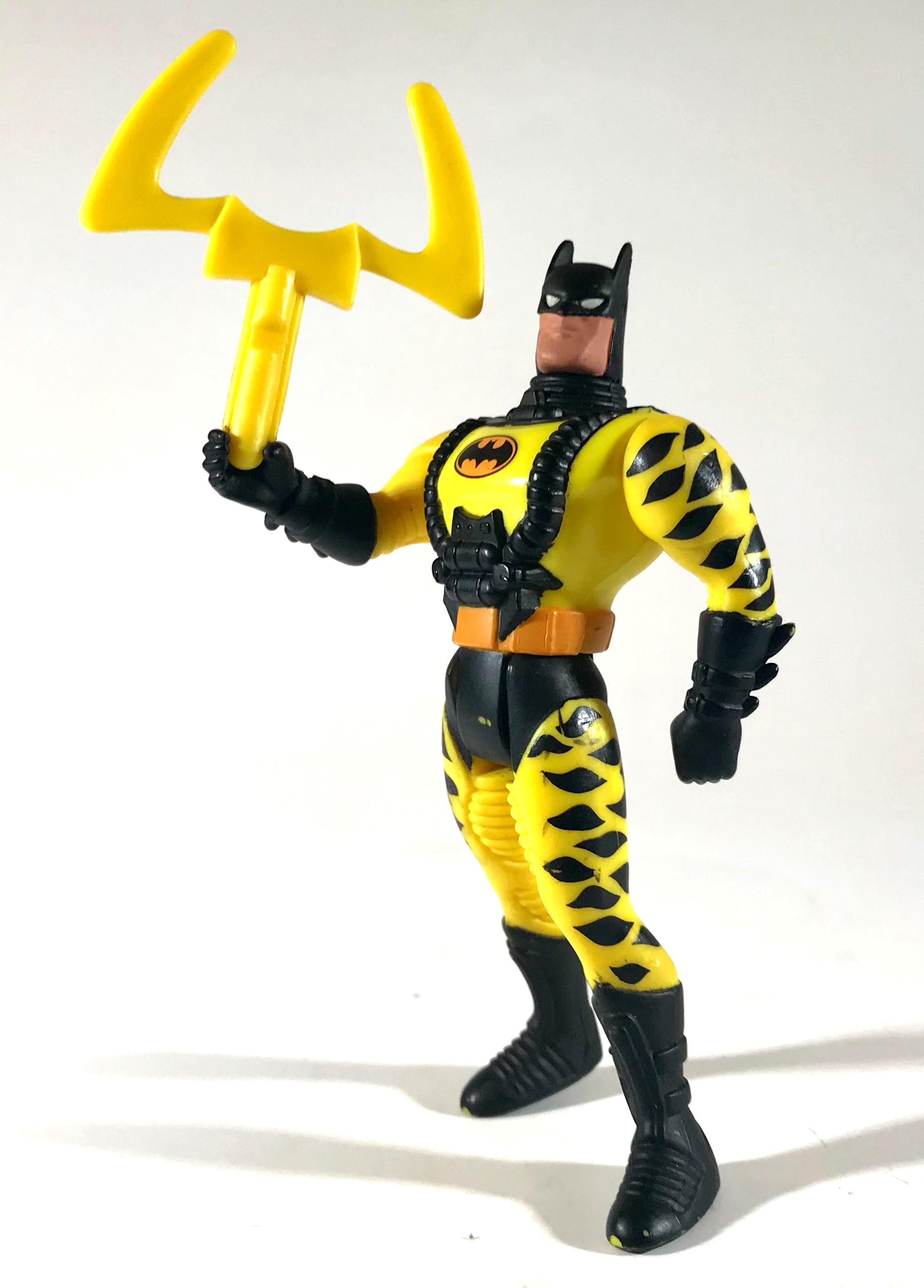 1995 Sea Claw Batman
