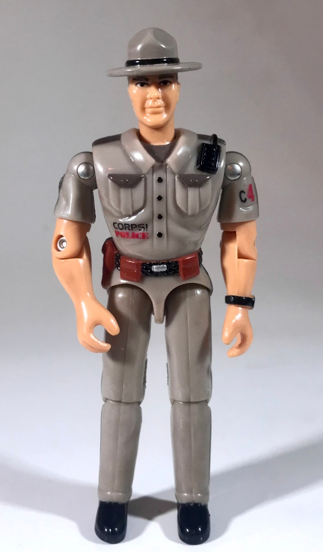 The Corps! Whipsaw/Police Officer