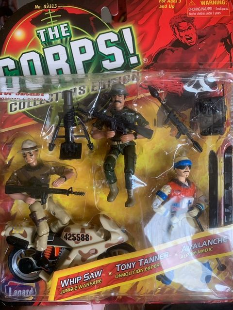 The Corps! Whipsaw