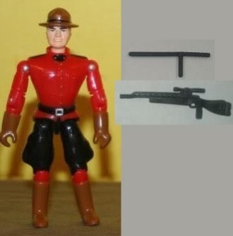 The Corps! Whipsaw/Mountie