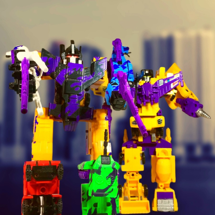 1994 Transformers Generation 2 Bruticus