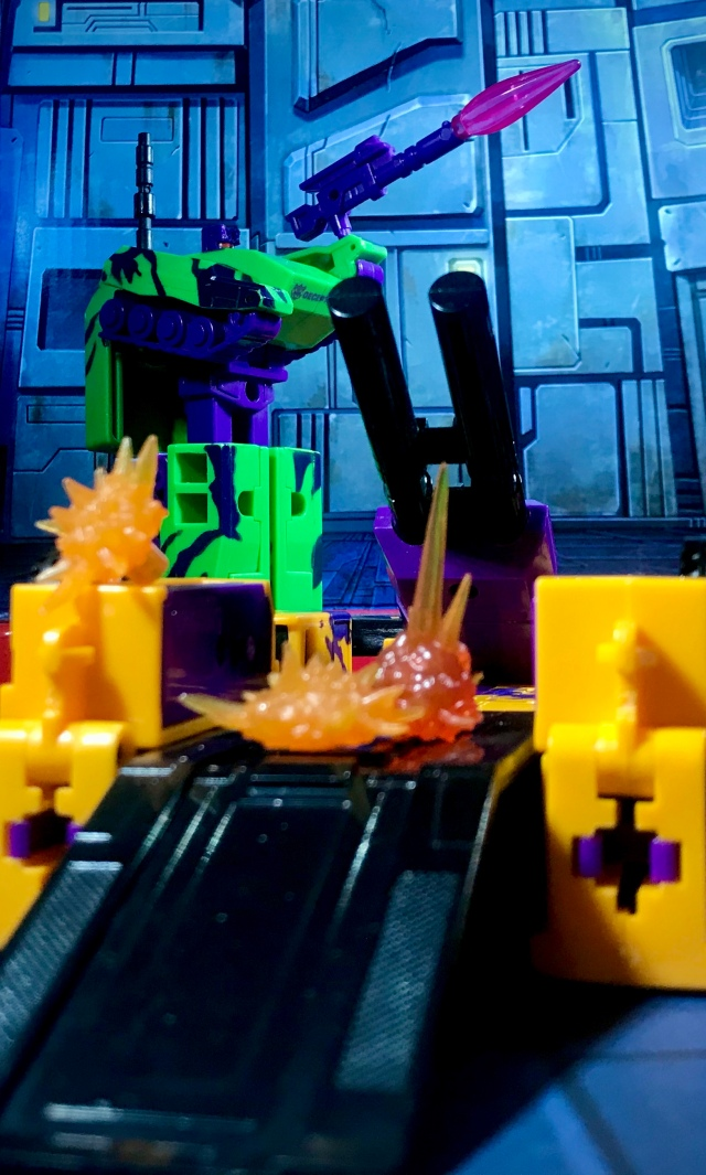 1994 Transformers Generation 2 Brawl