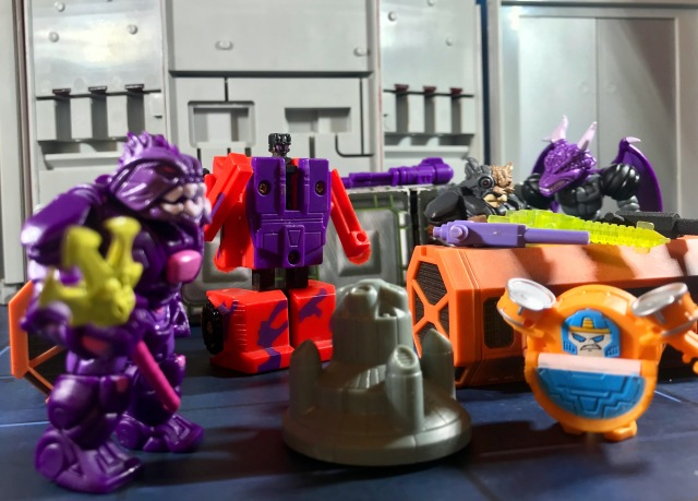 1994 Transformers Generation 2 Swindle