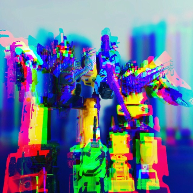 1994 Transformers Generation 2 Bruticus