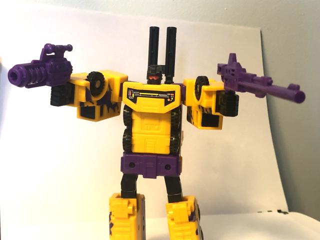 1994 Transformers Generation 2 Onslaught