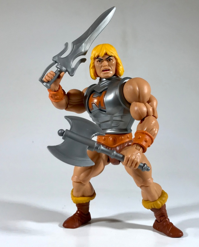 Masters of the Universe Origins Battle Armor He-Man