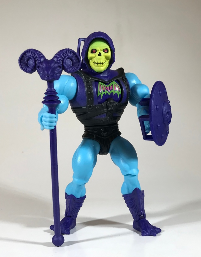 Masters of the Universe Origins Battle Armor Skeletor