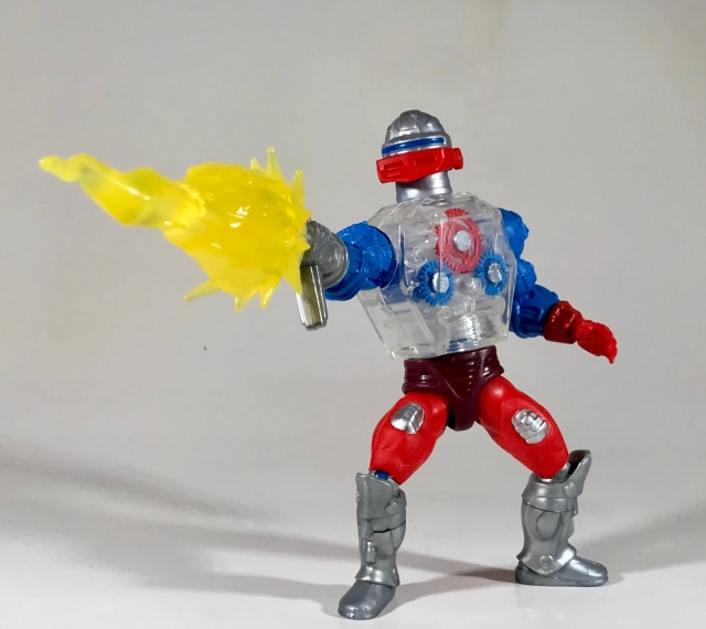Masters of the Universe Origins Roboto